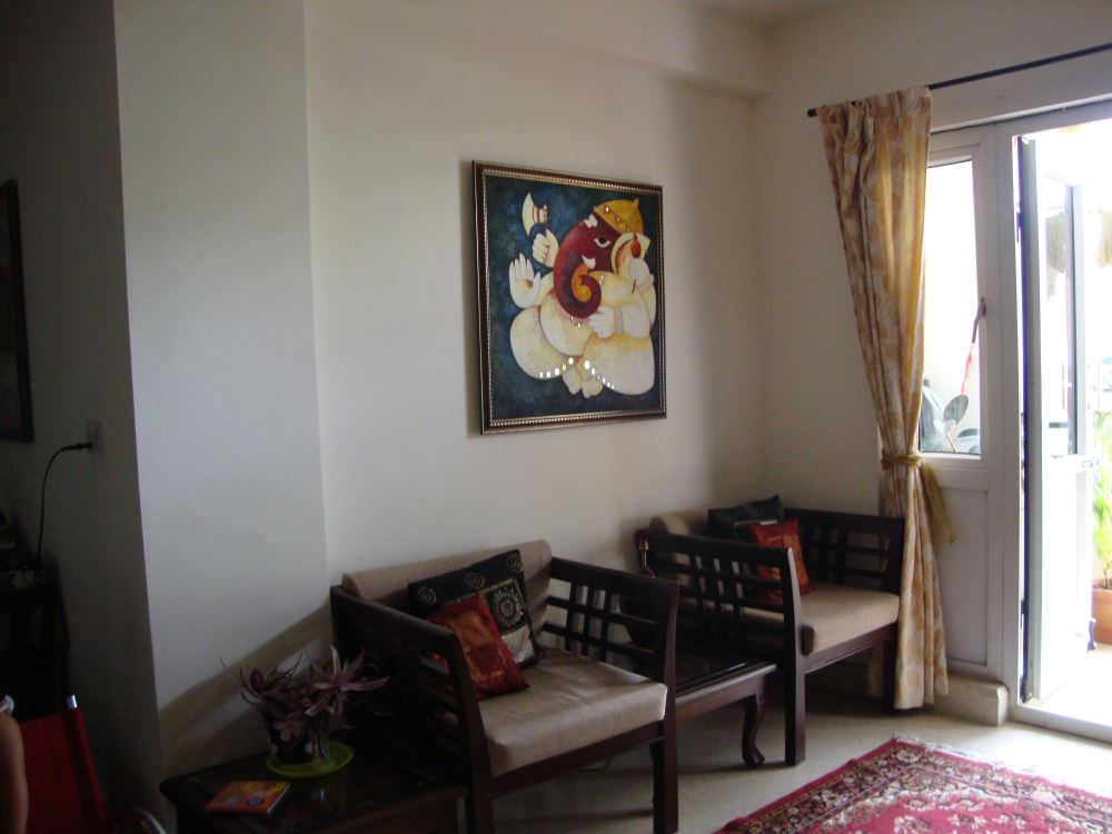 Interiors for a 3bhk apartment in cv raman nagar - Apartment interiors in bangalore ...